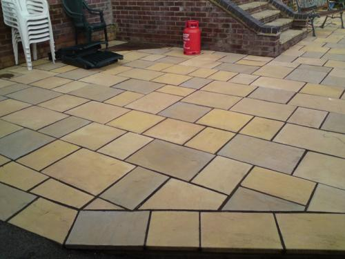 expert patio build swadlincote