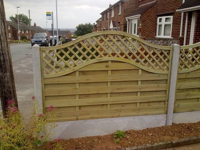 fencing in derbyshire