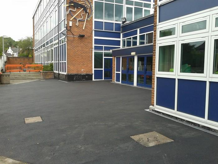 school grounds maintenance staffordshire