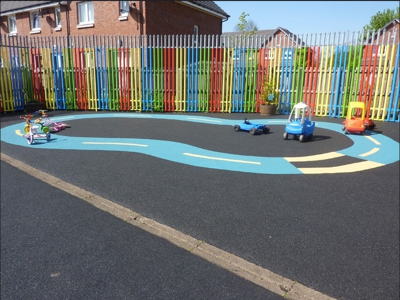 playground repair swadlincote